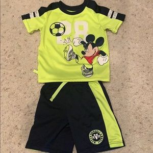 Kids Disney outfit